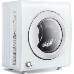 2.65 Cu.Ft Electric Compact Laundry Dryer Capacity Portable