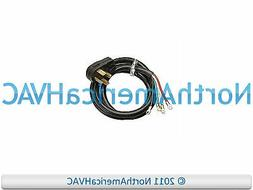 4' Electric Dryer Power Supply Cord 30 Amp 4 Prong