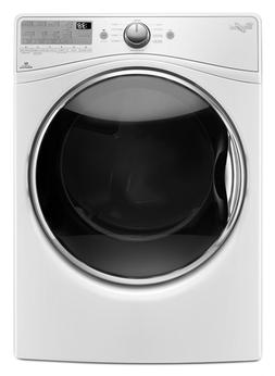 Whirlpool 7.4 Cu-Ft Front Load Electric Dryer Moisture Steam