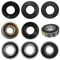 HQRP Bearings for Industrial Machine, Electric Motor, Washer
