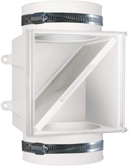 Dryer Duct Proclean Secondary Lint Trap for Electric Clothes
