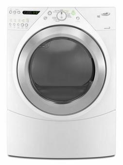 Whirlpool Duet WED9450WW 27 Inch front loading Electric Drye