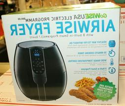 GoWISE USA Electric Programmable Airwise Fryer BRAND NEW!