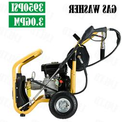 Gas Pressure Washer 3950 PSI 3.0 GPM 8HP Petrol Cold Water C