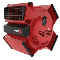High Velocity Multi-Position Blower Utility Fan with Variabl