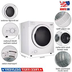 Household Compact Dryer Clothes Electric Front Loading Laund