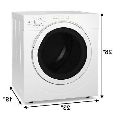 1500W Electric Laundry 3.21 Cu. Ft. lbs Home