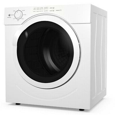 1500w electric tumble compact laundry dryer 3