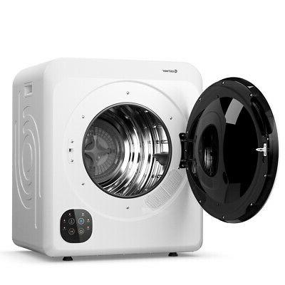1700W Electric Tumble Laundry Dryer Stainless Tub 13.2 lbs /