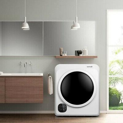 1700W Tumble Laundry Dryer Small lbs /3.22 Cu.Ft