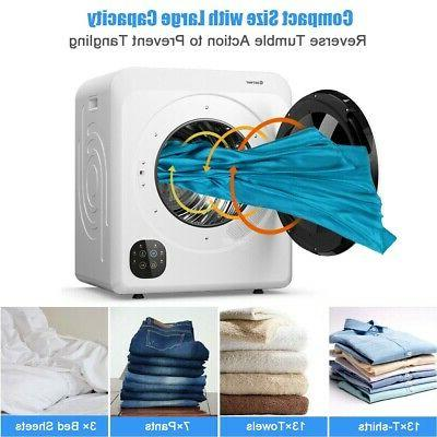 1700W Laundry Dryer Stainless lbs /3.22 Cu.Ft