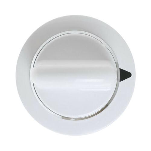 1x High Quality Dryer Knob White for GE RCA Hotpoint AP39950