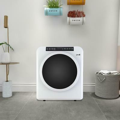 ZOKOP Portable Electric Dryer 3.2Cu.Ft Display Drying White