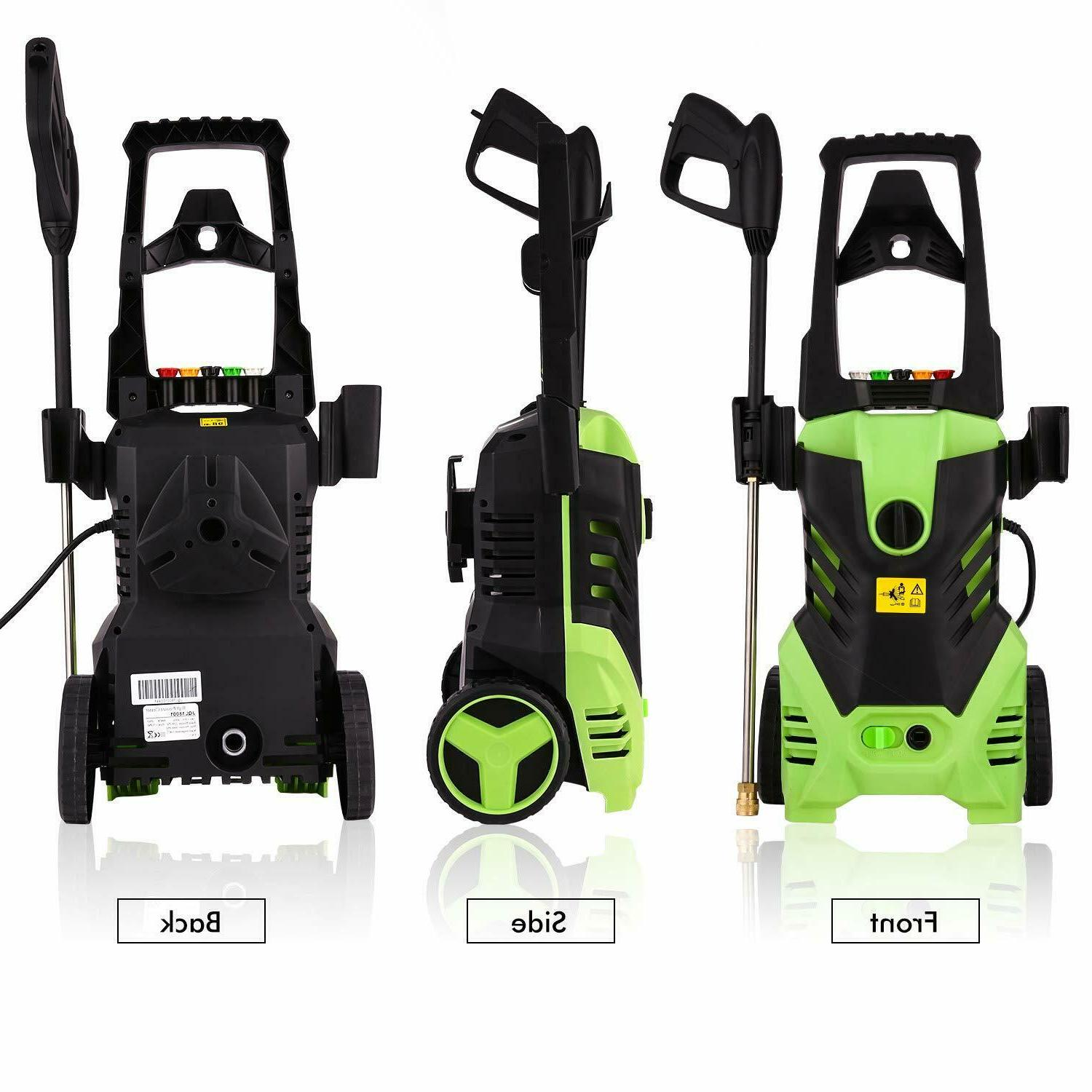 Homdox Washer 1800W Electric Cleaner Jet