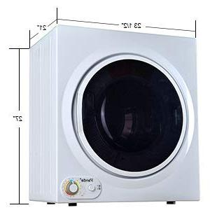 Panda PAN760SF-01 3.75 cu. ft. Compact Dryer in and Bottom 7 Serial Cu.ft