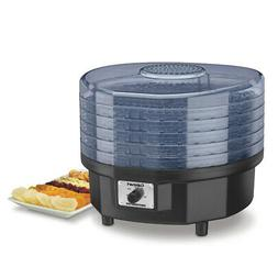 New Cuisinart DHR-20A Food Dehydrator w/Thermostat Dryer Jer
