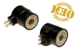 OEM GAS DRYER VALVE IGNITION SOLENOID COIL KIT FOR WHIRLPOOL