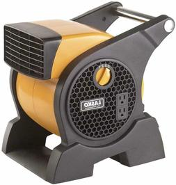 Portable Utility Fan with Outlets High Velocity Home Ventila