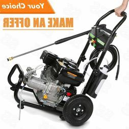 HOMDOX Pressure Washer 3950 PSI 3.0 GPM Cold Water 212CC Gas