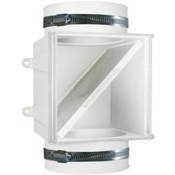Proclean Secondary Duct Lint Trap for Electric Clothes Dryer