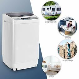 Washing Machine Dorm Clothes Washer Apartment Full-Auto Sink