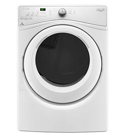 WHIRLPOOL WED75HEFW 7.4 cu. ft. Electric Dryer with Quick Dr
