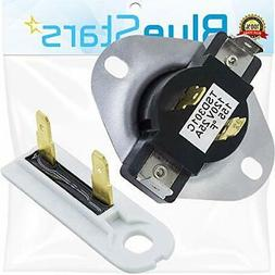 BlueStars Whirlpool  Dryer Cycling Thermostat &Thermal Fuse